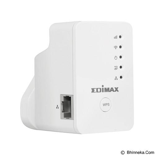 harga EDIMAX N300 Wi-Fi Extender Mini [EW-7438RPn Mini] Bhinneka.Com