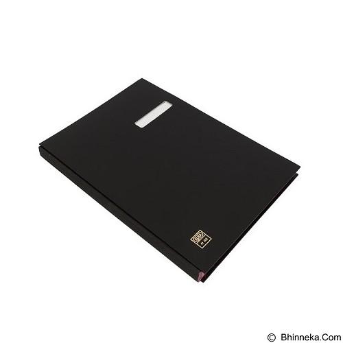 ELBA Signature Book A4 [E41403-10] - Black - Journal/Planner