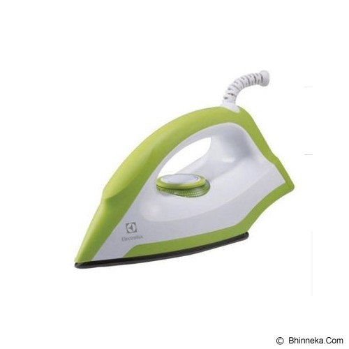 ELECTROLUX Dry Iron [EDI1014] - Green - Setrika Listrik