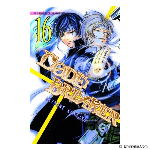 ELEX MEDIA KOMPUTINDO Code Breaker vol. 16 - Craft and Hobby Book