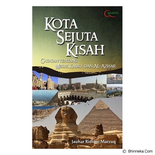 ELEX MEDIA KOMPUTINDO Kota Sejuta Kisah - Craft and Hobby Book