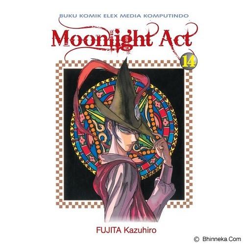 ELEX MEDIA KOMPUTINDO Moonlight Act Vol. 14 - Craft and Hobby Book