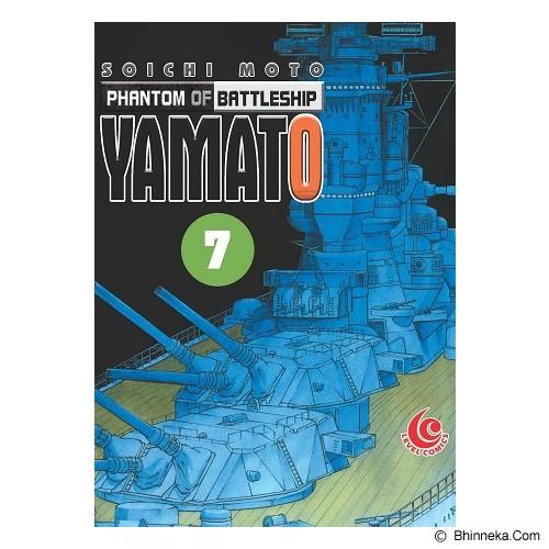 ELEX MEDIA KOMPUTINDO Phantom Of Battleship Yamato Vol. 07 - Craft and Hobby Book