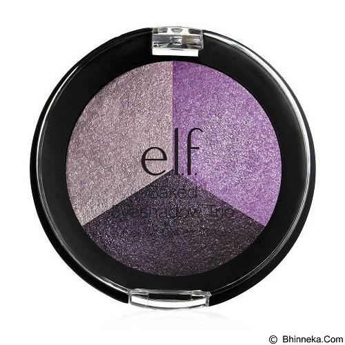 ELF Baked Eyeshadow Trio Lavender Love - Eye Shadow