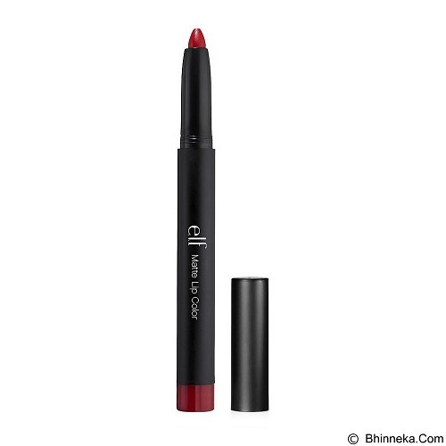 ELF Matte Lip Color - Rich Red - Lipstick