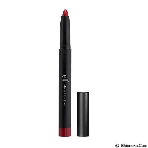 ELF Matte Lip Color - Rich Red - Lipstick