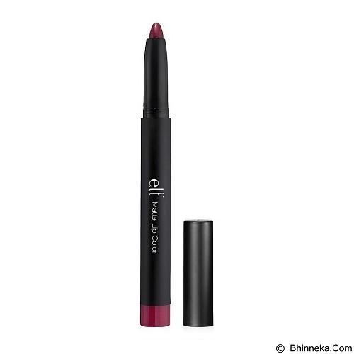 ELF Matte Lip Color - Wine - Lipstick
