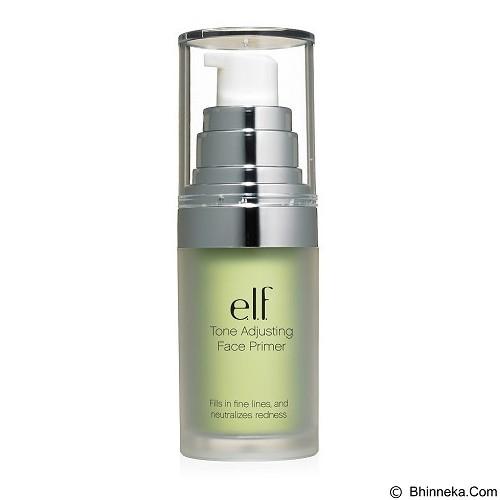 ELF Mineral Infused Face Primer Tone Adjusting Green - Face Foundation