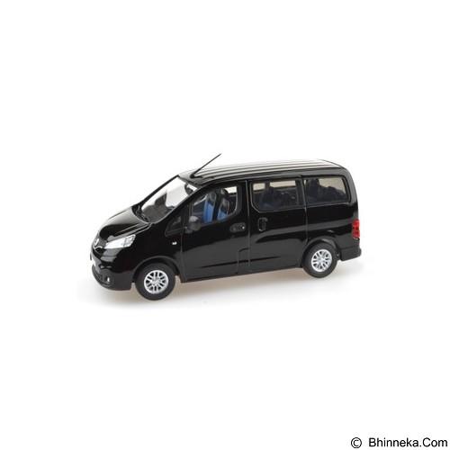 ELIGOR Nissan Evalia 1.5 XV Diecast Mobil - Black Solid (Merchant) - Die Cast