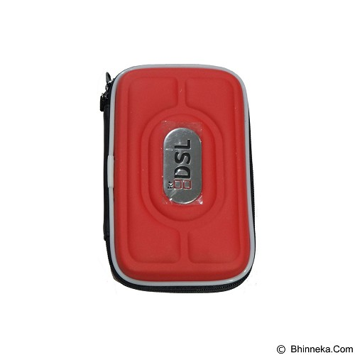 ELITE Pouch Nitendo Nds Lite - Red (Merchant) - Video Game Accessory