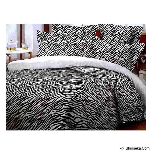 ELLENOV SPREI BAHAN KATUN Zebra Queen Size - Seprai & Handuk