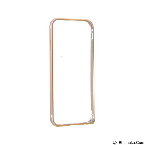 EMPIRE Bumper Metal External Case Apple iPhone 5G/5s/5SE - Silver (Merchant) - Casing Handphone / Case