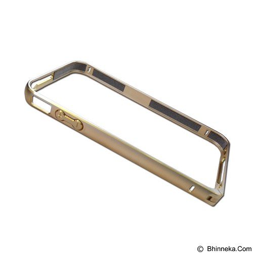 EMPIRE Bumper Metal External Case Apple iPhone 6/6s - Gold (Merchant) - Casing Handphone / Case