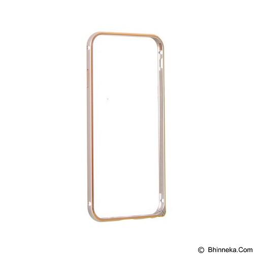 EMPIRE Bumper Metal External Case Apple iPhone 6 Plus/6s Plus - Silver (Merchant) - Casing Handphone / Case