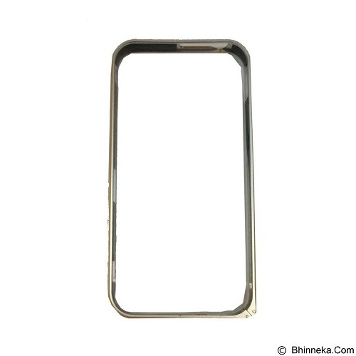 EMPIRE Bumper Metal External Case Samsung Galaxy J1 - Silver (Merchant) - Casing Handphone / Case