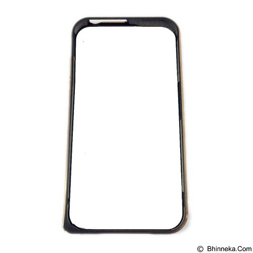 EMPIRE Bumper Metal External Case Samsung Galaxy S6 - Black (Merchant) - Casing Handphone / Case