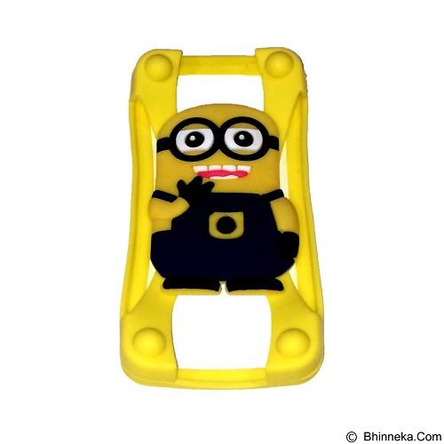 EMPIRE Bumper Silicone Universal Character Minions (Merchant) - Casing Handphone / Case