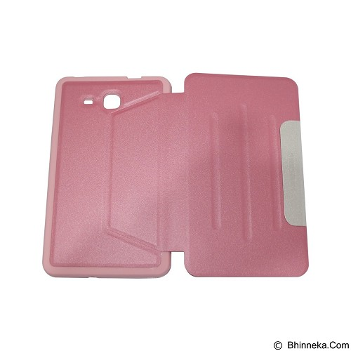 EMPIRE Flipshell/Flip Cover Casing for Samsung Tab A7 2016 T285/T280 - Pink (Merchant) - Casing Tablet / Case