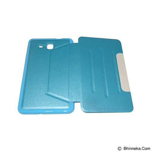EMPIRE Flipshell/Flip Cover Casing for Samsung Tab A7 2016 T285/T280 - Soft Blue (Merchant) - Casing Tablet / Case