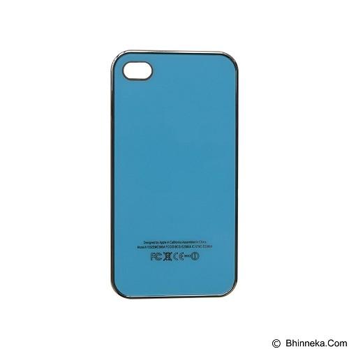 EMPIRE Hardcase Metalic Glossy Apple iPhone 5G / 5s / 5SE - Blue (Merchant) - Casing Handphone / Case