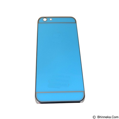 EMPIRE Hardcase Metalic Glossy Apple iPhone 6 Plus/ 6s Plus - Blue (Merchant) - Casing Handphone / Case