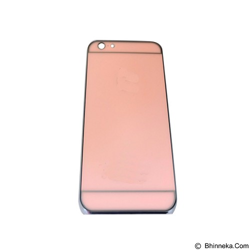 EMPIRE Hardcase Metalic Glossy Apple iPhone 6 Plus/ 6s Plus - Pink (Merchant) - Casing Handphone / Case