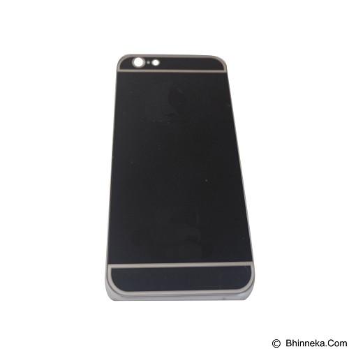 EMPIRE Hardcase Metalic Glossy Apple iPhone 6G/ 6s - Black (Merchant) - Casing Handphone / Case