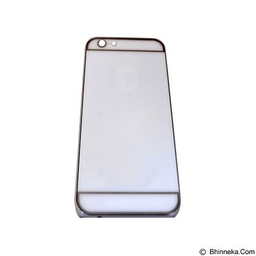EMPIRE Hardcase Metalic Glossy Apple iPhone 6G/ 6s - White (Merchant) - Casing Handphone / Case