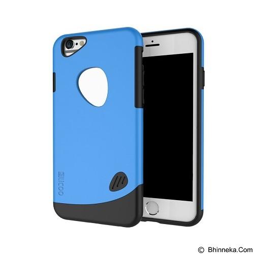 SLICOO Hardcase Tough Armor Ultra Thin Apple iPhone 6/6s - Blue (Merchant) - Casing Handphone / Case
