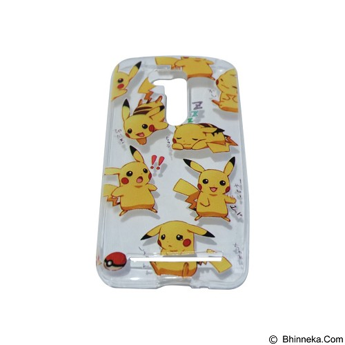 EMPIRE Silicone Casing for Asus Zenfone Go 4.5 Inch ZB452KG Edition Pokemon 3 (Merchant) - Casing Handphone / Case