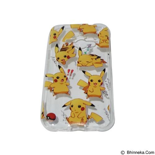 EMPIRE Silicone Casing for Samsung Galaxy J120 /J1 2016 Edition Pokemon 4 (Merchant) - Casing Handphone / Case