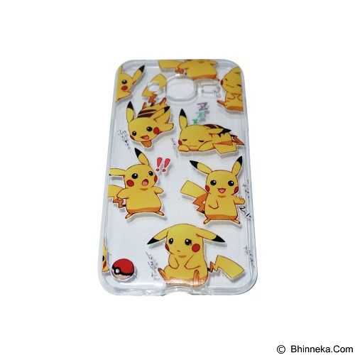 EMPIRE Silicone Casing for Samsung Galaxy J310/J3 2016 Edition Pokemon 2 (Merchant) - Casing Handphone / Case