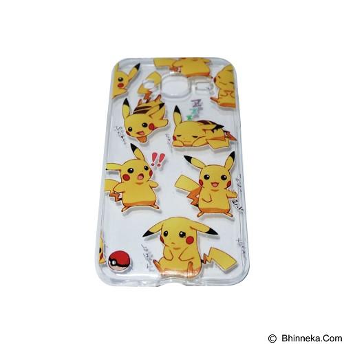 EMPIRE Silicone Casing for Samsung Galaxy J310/J3 2016 Edition Pokemon 2 (Merchant) - Casing Handphone / Case