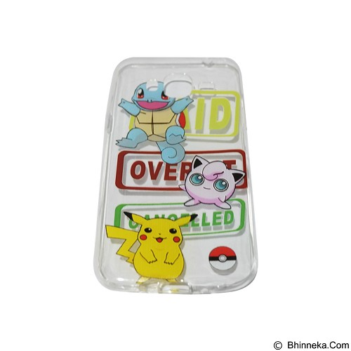 EMPIRE Silicone Casing for Samsung Galaxy J310/J3 2016 Edition Pokemon 5 (Merchant) - Casing Handphone / Case