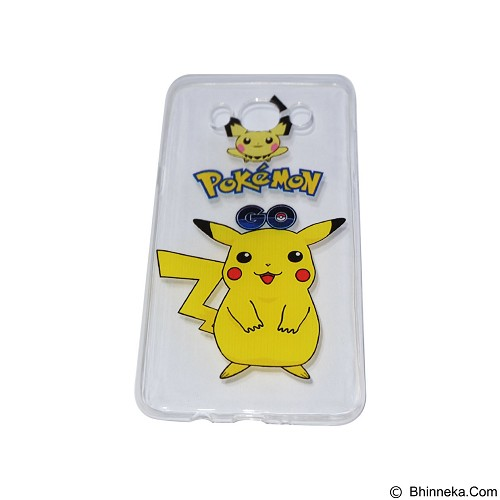 EMPIRE Silicone Casing for Samsung Galaxy J510/J5 2016 Edition Pokemon 2 (Merchant) - Casing Handphone / Case