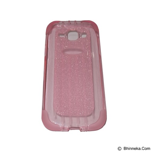 EMPIRE Softcase Blink Gliter Line Samsung Galaxy E7 - Pink (Merchant) - Casing Handphone / Case