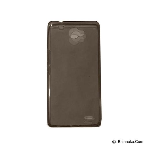 EMPIRE UltraThin Softcase for Infinix Note 2 [X600] - Grey (Merchant) - Casing Handphone / Case