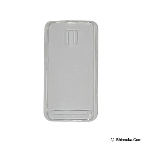 EMPIRE UltraThin Softcase for Lenovo A6600 - Transparent (Merchant) - Casing Handphone / Case