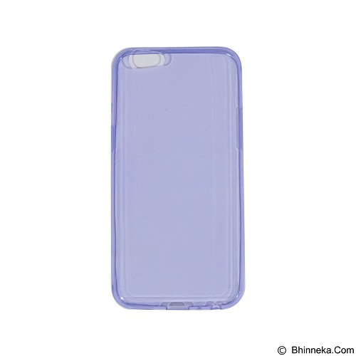 EMPIRE UltraThin Softcase for Oppo A39 - Purple (Merchant) - Casing Handphone / Case