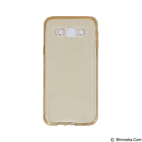 EMPIRE UltraThin Softcase for Samsung Galaxy A800 - Gold (Merchant) - Casing Handphone / Case