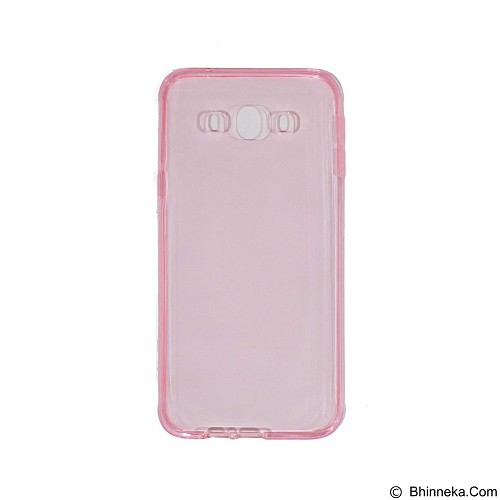 EMPIRE UltraThin Softcase for Samsung Galaxy A800 - Pink (Merchant) - Casing Handphone / Case