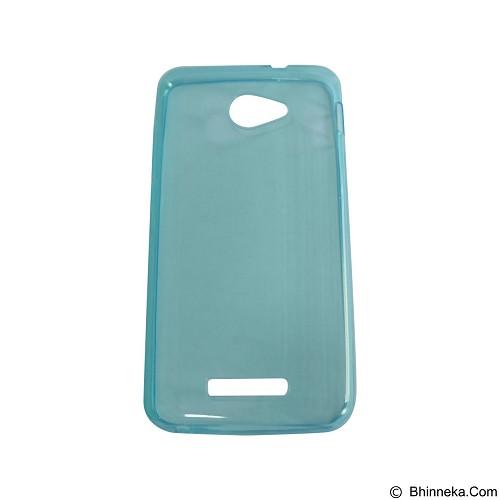 EMPIRE UltraThin Softcase for Smartfren Andromax A - Blue (Merchant) - Casing Handphone / Case