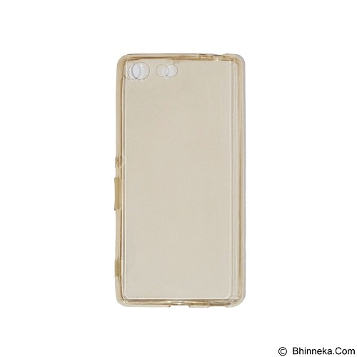 EMPIRE UltraThin Softcase for Sony Xperia M5 - Gold (Merchant) - Casing Handphone / Case