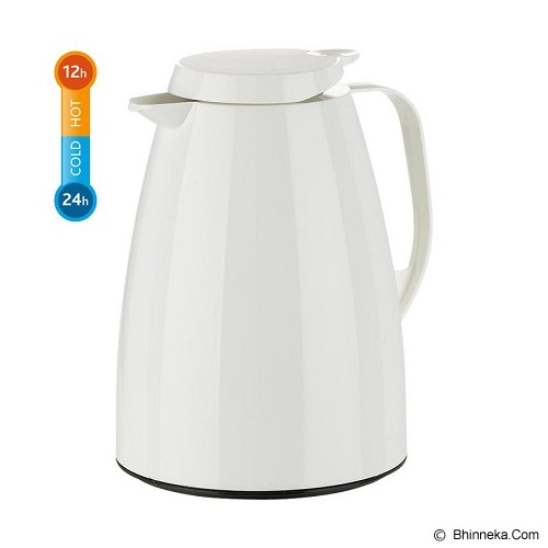 EMSA Basic Vacuum Jug [505013] - White - Kendi / Pitcher / Jug
