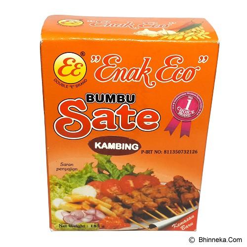 ENAK ECO Bumbu Sate Kambing 185gr - Bumbu Instan Daging