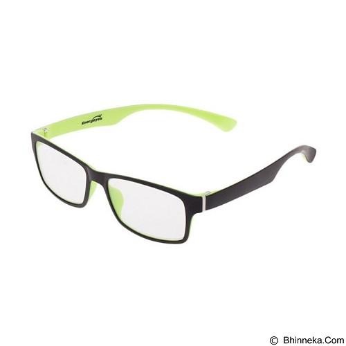 ENERGEYES Digital Lenses - Comfort Green - Kacamata Frame