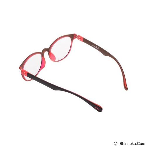 ENERGEYES Digital Lenses - Freshen Hot Pink - Kacamata Frame