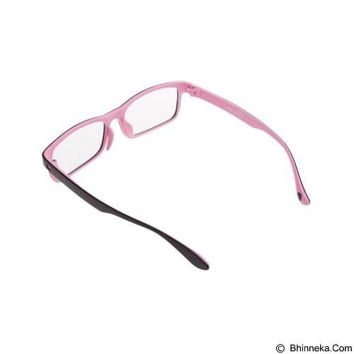 ENERGEYES Digital Lenses - Relax Pink - Kacamata Frame