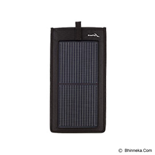 ENERPLEX Kickr II Compact and Flexible Solar Charger - Black - Portable Charger / Power Bank