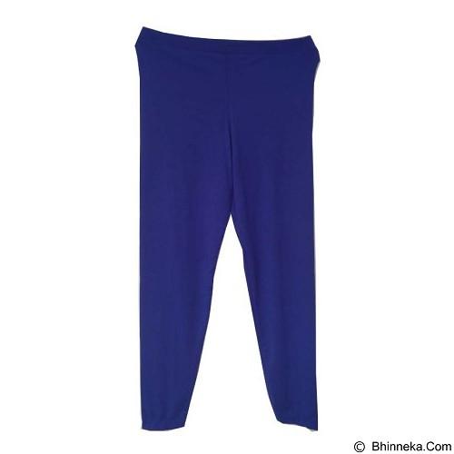 ENYES SHOP Legging Polos [ENY35013] - Blue (Merchant) - Legging Wanita